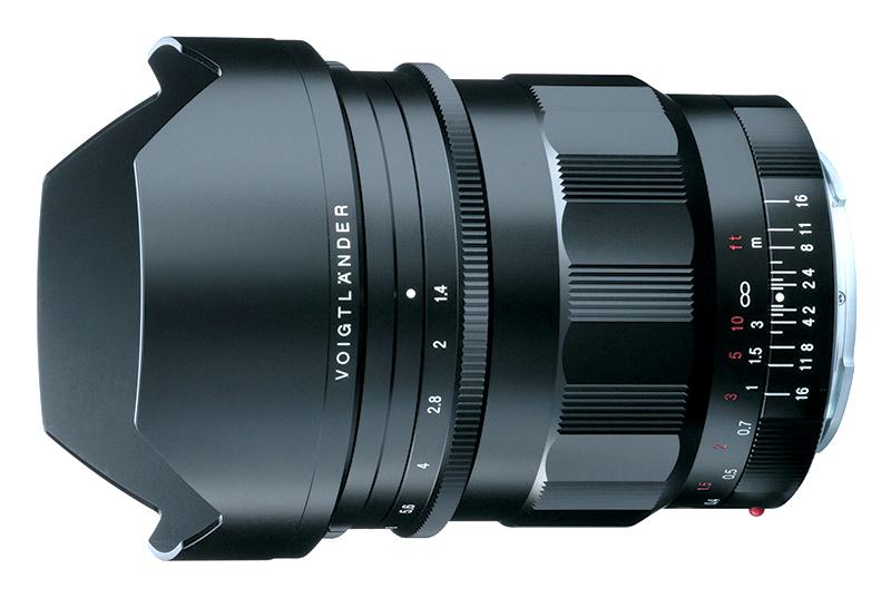 Foto vom Voigtlander Nokton 21mm f1.4 Aspherical für das Sony E-Mount SystemE-mount